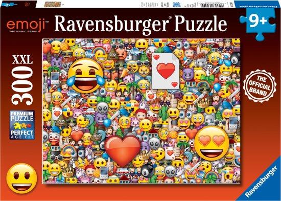 Ravensburger puzzel Emoji - legpuzzel - 300 stukjes