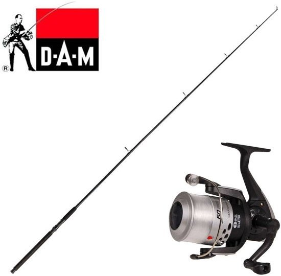 Dam Fighter Pro Boat Set 240-170FD Hengelset