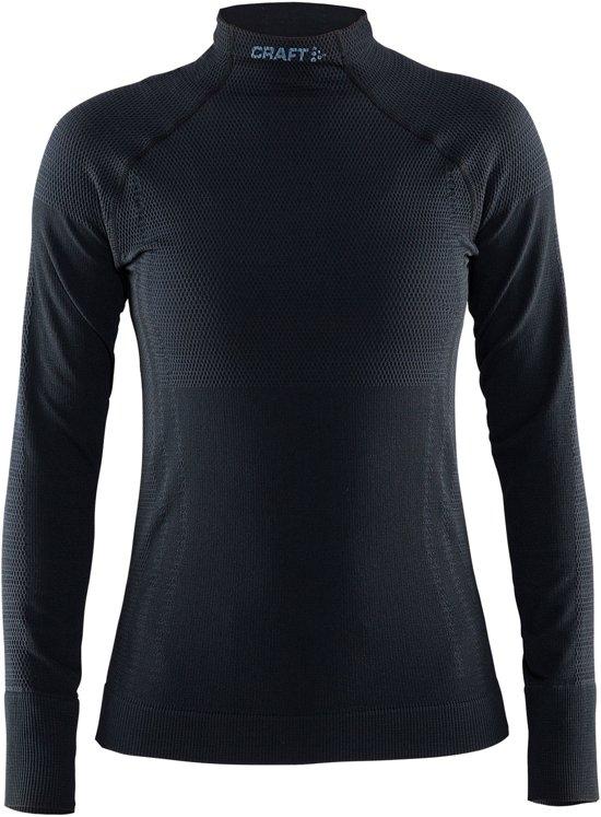 Craft Warm - Thermoshirt - Dames - Maat L - Black