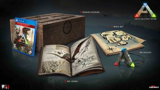ARK Survival Evolved - Collector's Edition PlayStation 4