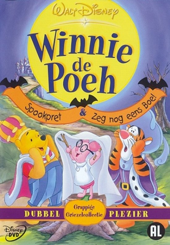 Bolcom Winnie Halloween Dvd Nl Dvd Dvds