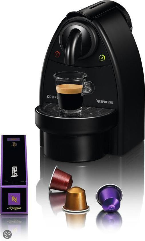 Krups Nespresso Apparaat Essenza Manual XN2003