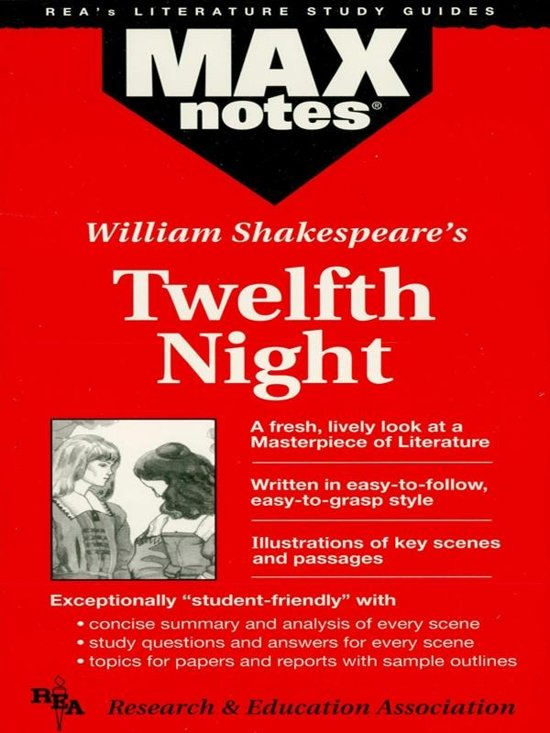 twelfth night book report
