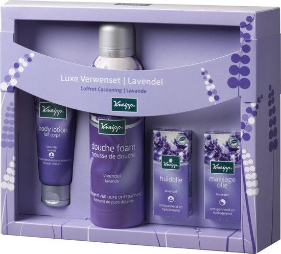 Kneipp Genieten Lavendel Geschenkset Valentinaa