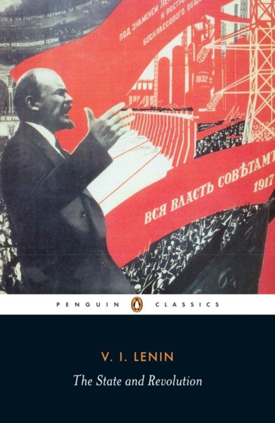 Boek cover The State and Revolution van Vladimir Lenin (Paperback)
