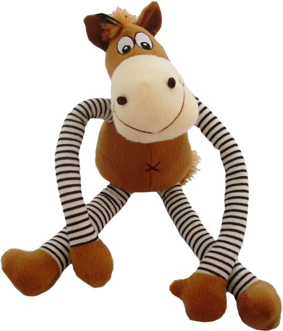 Yap Pull My Leg Paard - Hondenspeelgoed - 44 x 36 x 9.5 cm