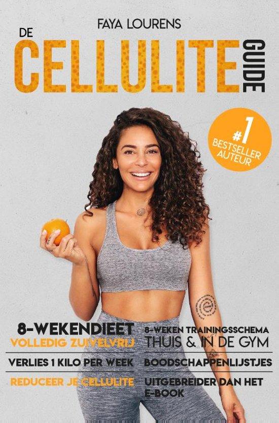 Boek cover De Cellulite Guide van Faya Lourens (Paperback)