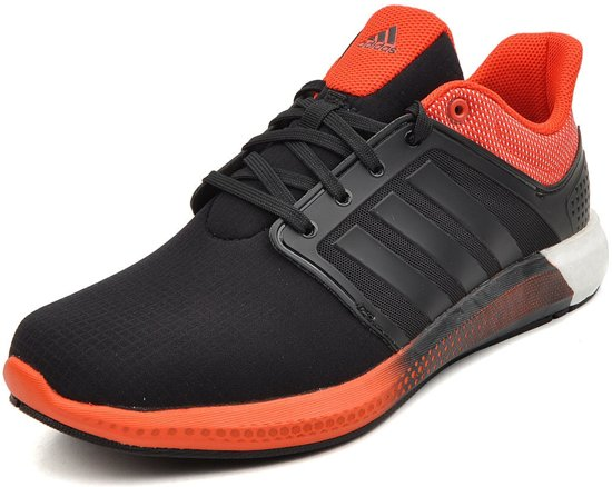adidas schoenen oranje zwart