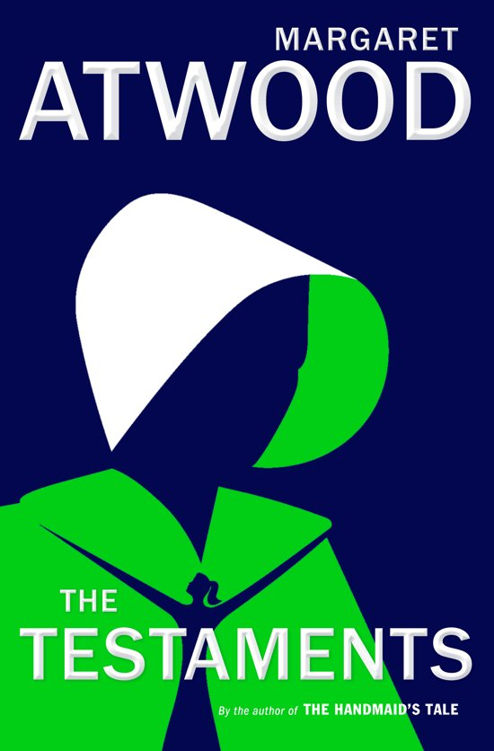 Boek cover The Testaments van Margaret Atwood (Hardcover)