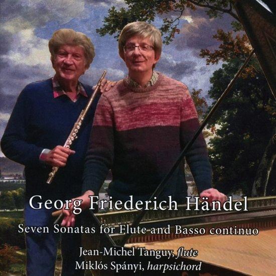 Seven Sonatas For Flute And Basso C