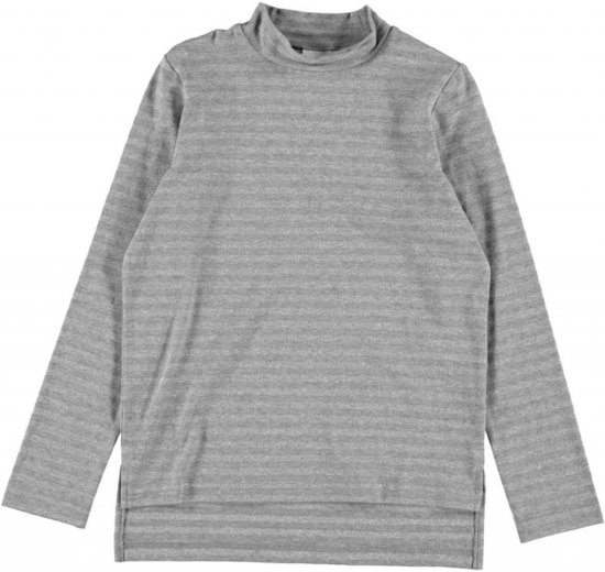 Grijze meisjes t-shirt NITJIMALI Name-it - 134/140