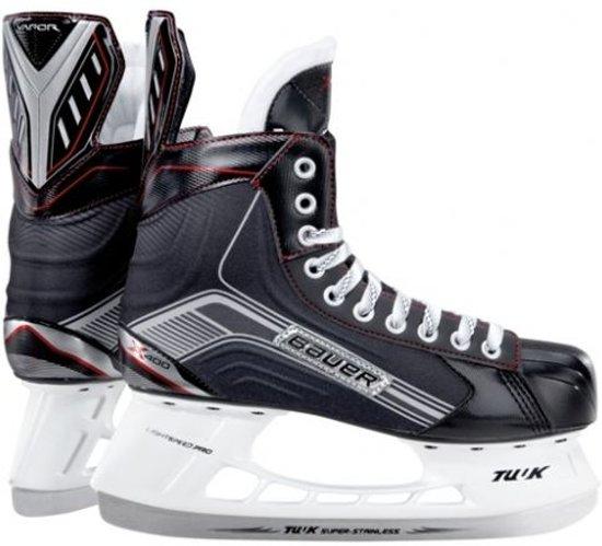 Bauer Vapor X400 Ijshockey Schaatsen Unisex Zwart Maat 40,5