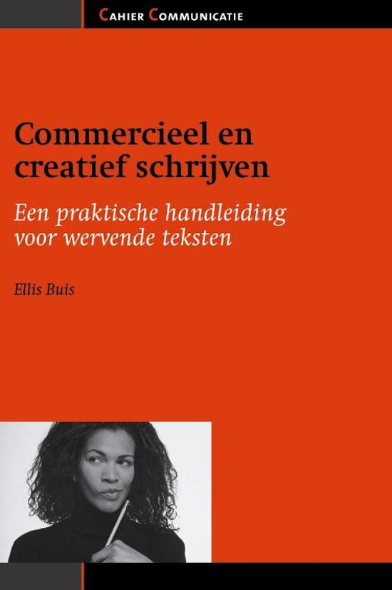 Commercieel en creatief schrijven