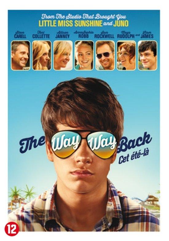 Cover van de film 'The Way Way Back'