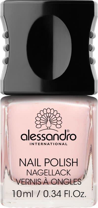 Alessandro Nail Polish - 8 Nude Elegance - 10 ml
