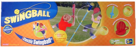Mookie Swingball Classic - Tennispel