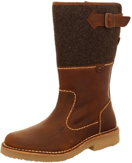 Camel Active 131.14.11 HAVANNA laars / boots bruin