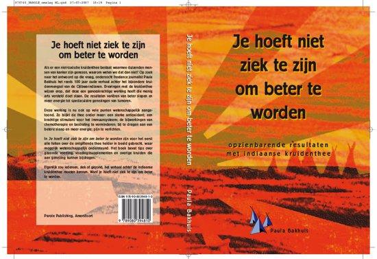 Download Je Hoeft Niet Ziek Te Zijn Om Beter Te Worden P