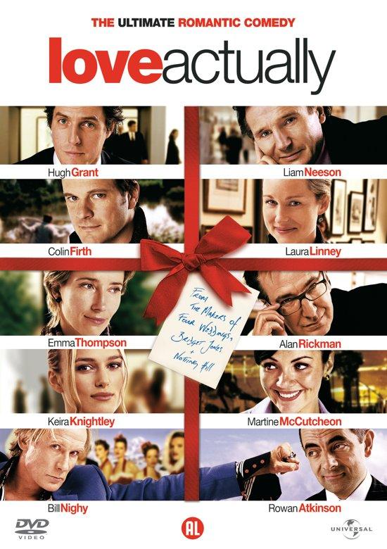 Cover van de film 'Love Actually'