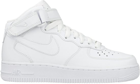 bol.com | Nike Air Force 1 '07 Mid Sneakers - Maat 40 ...