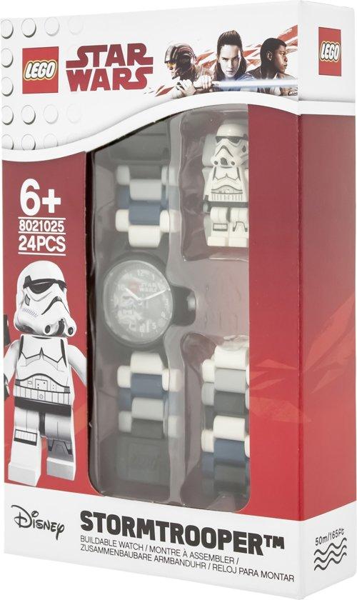 LEGO Star Wars Stormtrooper Horloge
