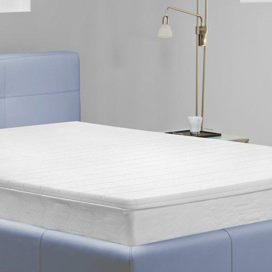 Topper – 140x200 – koudschuim – premium tijk – 5 cm hoog