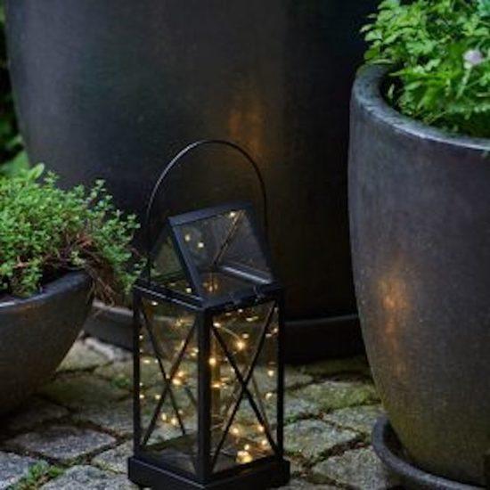 Sirius-Buitenlantaarn-Aske-LED lichtjes