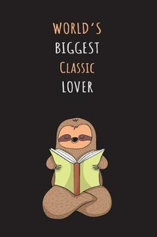 World's Biggest Classic Lover