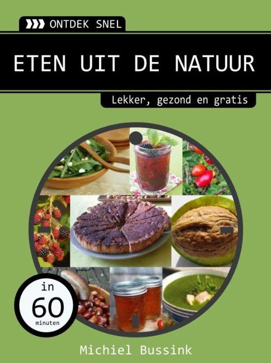 Ontdek snel - Eten uit de natuur