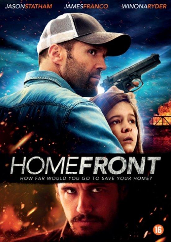 Cover van de film 'Homefront'