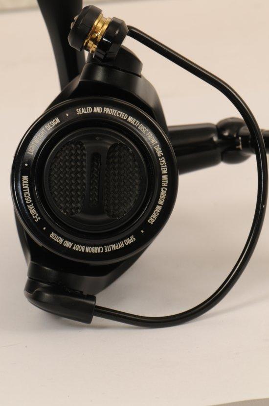 Predox Kuro 3000 FD - Molen - Slip voorop