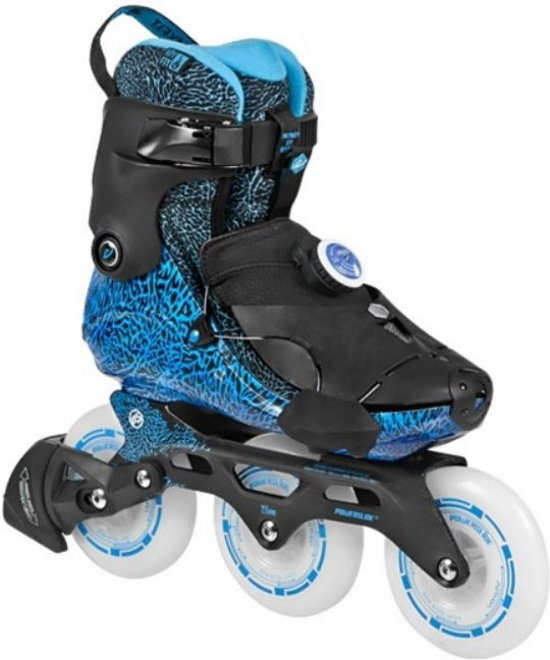 6571ae34fc1 bol.com | Powerslide Inline Skates Vi Fothoni 2 3-wheel Zwart Maat 37
