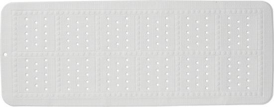 Sealskin Unilux Antislipmat - 35x90 cm - PVC - Wit