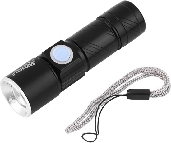 Beroemd bol.com | Oplaadbare USB LED Zak Lamp - Herlaadbare Rechargable XW16