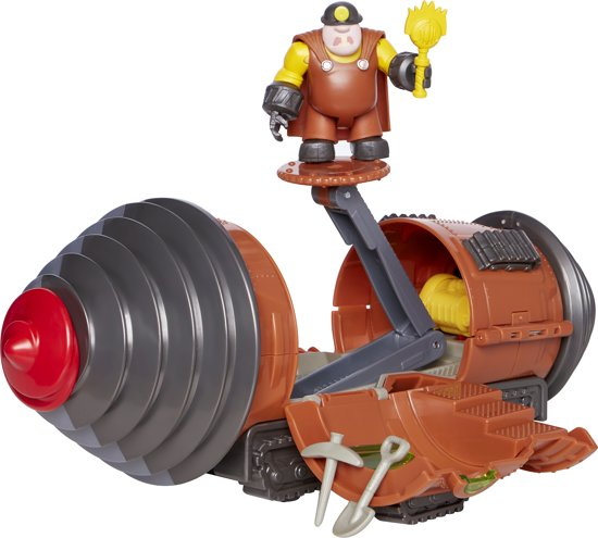 Incredibles 2: UNDERMINER VEHICLE