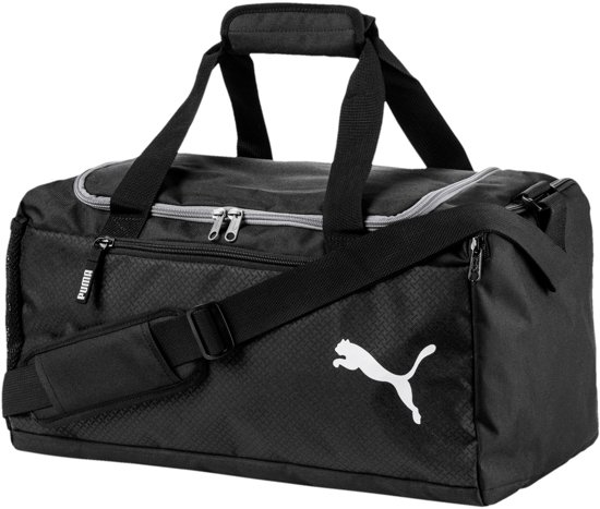 d2327117b9 PUMA Fundamentals Sports Bag S Sporttas Unisex - Puma Black