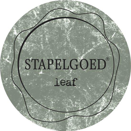 Stapelgoed - Matte Lak - Leaf - Groen - 1L