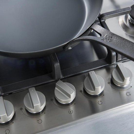 """BK Pure Steel Koekenpan à 30 cm """
