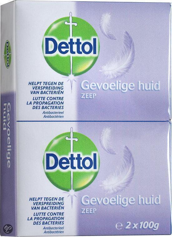 zeep voor gevoelige huid