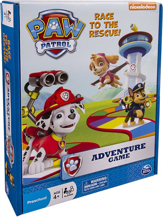 PAW Patrol Adventure Game - Kinderspel