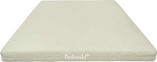 Bedworld Matras Comfortschuim Guus - 130x200x14 Harder ligcomfort