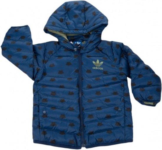 Ongekend bol.com | Adidas Midsjacket Met Capuchon ( Jas) - Maat 86 HO-17