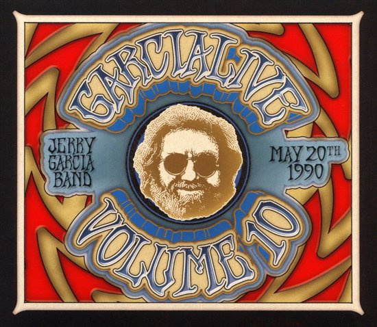 GarciaLive, Vol. 10: May 20th, 1990 Hilo Civic Auditorium