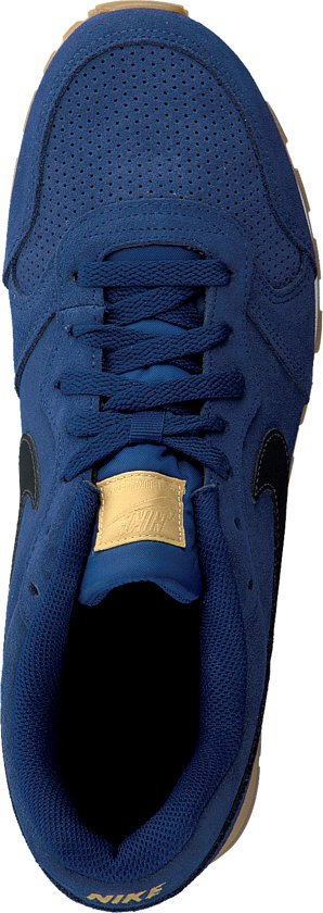 43 Nike Heren Maat Runner 2 Md MenBlauw Sneakers hQdCtsr