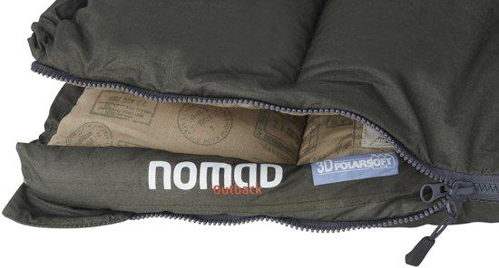 Nomad Blazer Outback Leaf/Print