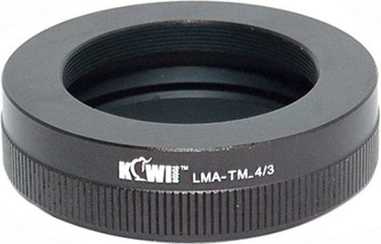 Kiwi T-mount adapter Olympus 4/3