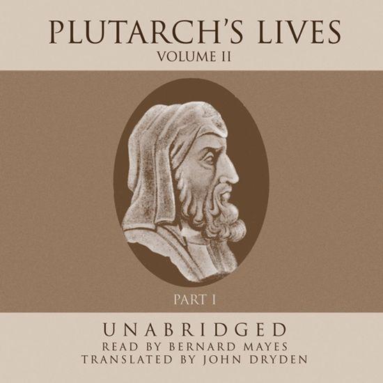 Boek cover Plutarchs Lives, Vol. 2 van Plutarch