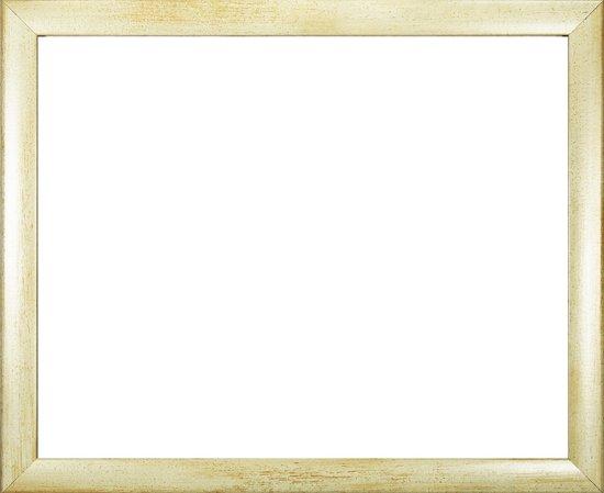 Homedecoration Colorado – Fotolijst – Fotomaat – 33 x 76 cm – Zandkleur geborsteld