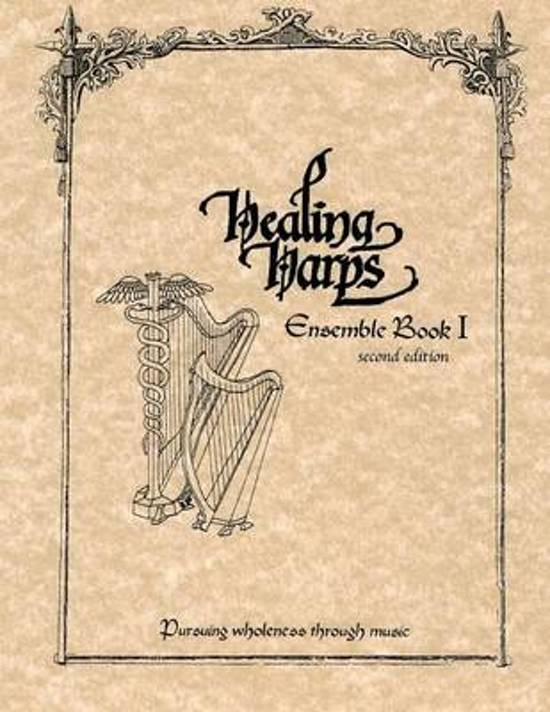 Healing Harps Ensemble Book 1