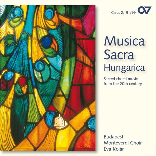 Musica Sacra Hungarica-Geistl. Chormusik Des 20. J